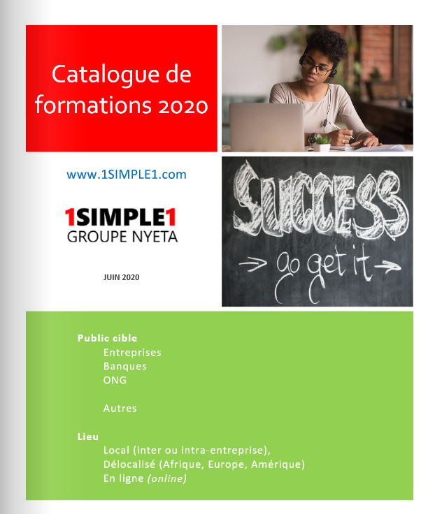 1SIMPLE1 Catalogue